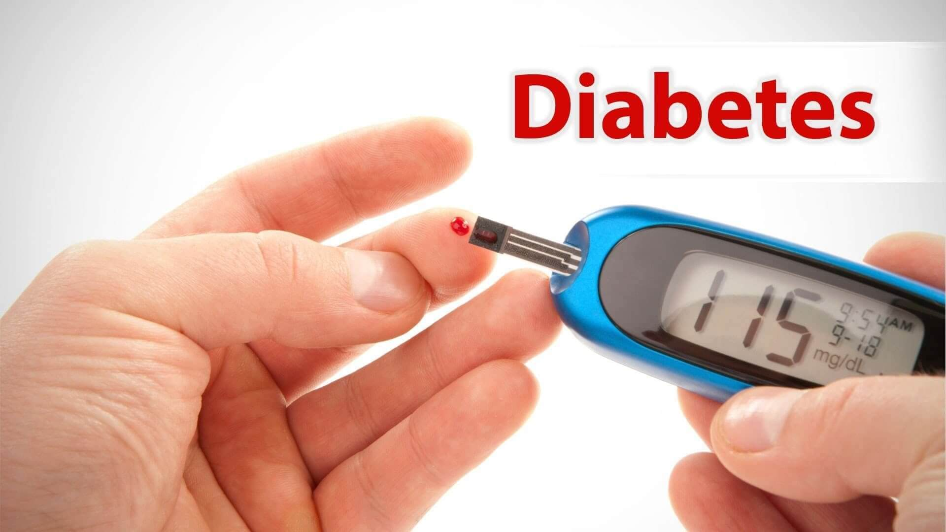 The main signs of diabetes and its treatment