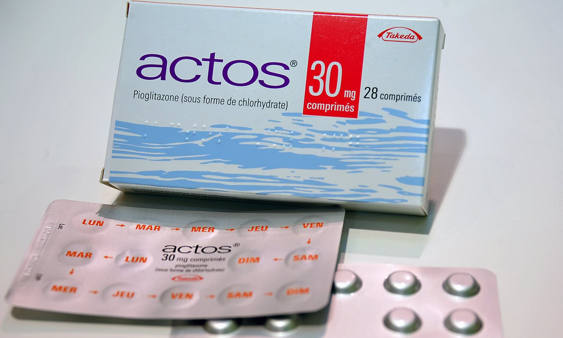 All you need to know about Actos